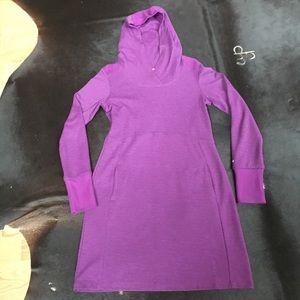 Columbia Sportswear hooded dress